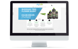 Hydroponics Website and Ecommerce website project