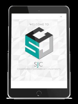 SJC Accountants Web Design & Branding Project