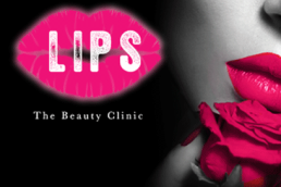 Lips beauty and Aesthetics Branding