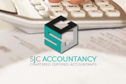 SJC Accountancy - Branding, Logo Design, Stationary and Website build