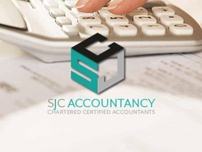SJC Accountancy - Branding, Logo Design, Stationary and Website build