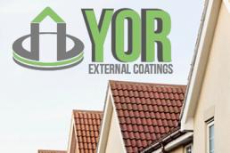 YOR External Coatings and Rendering Website