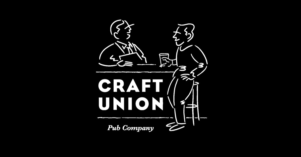 Craft Union & Union Bank rebrand Wakefield
