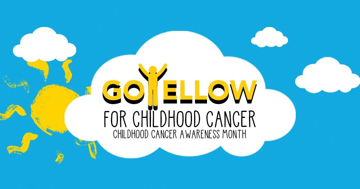 Fab Media's artwork for Huddersfield charity Ruddi's Retreat #goyellow campaign