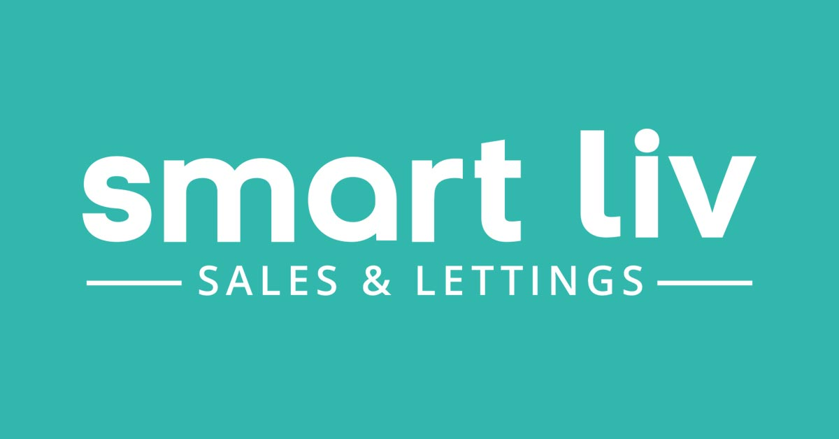 Smart Liv Leeds rebrand and brand identity