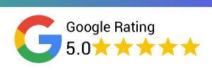 Fab Media 5 star rating web design company